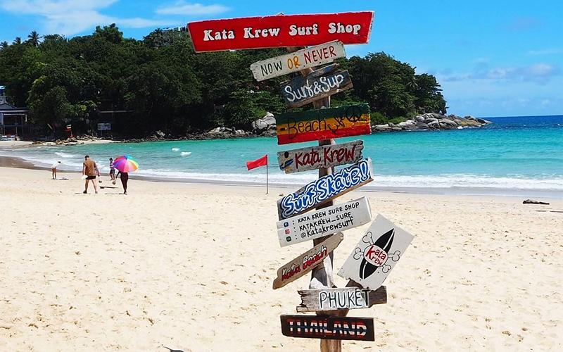 Hộp cát Phuket: Đường dài để phục hồi