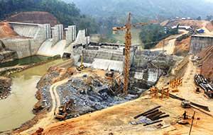 Giải quyết dứt điểm vướng mắc tại dự án thủy điện Bắc Giang