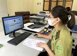 Kiểm lâm tỉnh: Từng bước xây dựng môi trường làm việc hiện đại, chuyên nghiệp