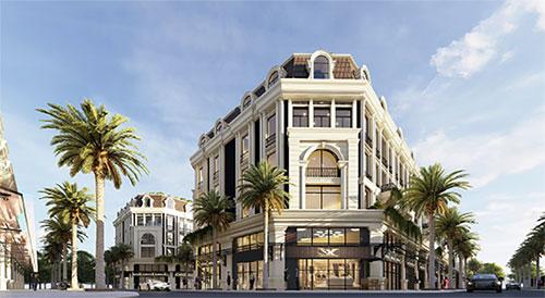 Đầu tư chắc thắng với sản phẩm shophouse Catalan Boulevard sắp bàn giao tại Lạng Sơn