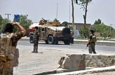 Afghanistan áp đặt lệnh giới nghiêm tại địa phương có đụng độ vũ trang