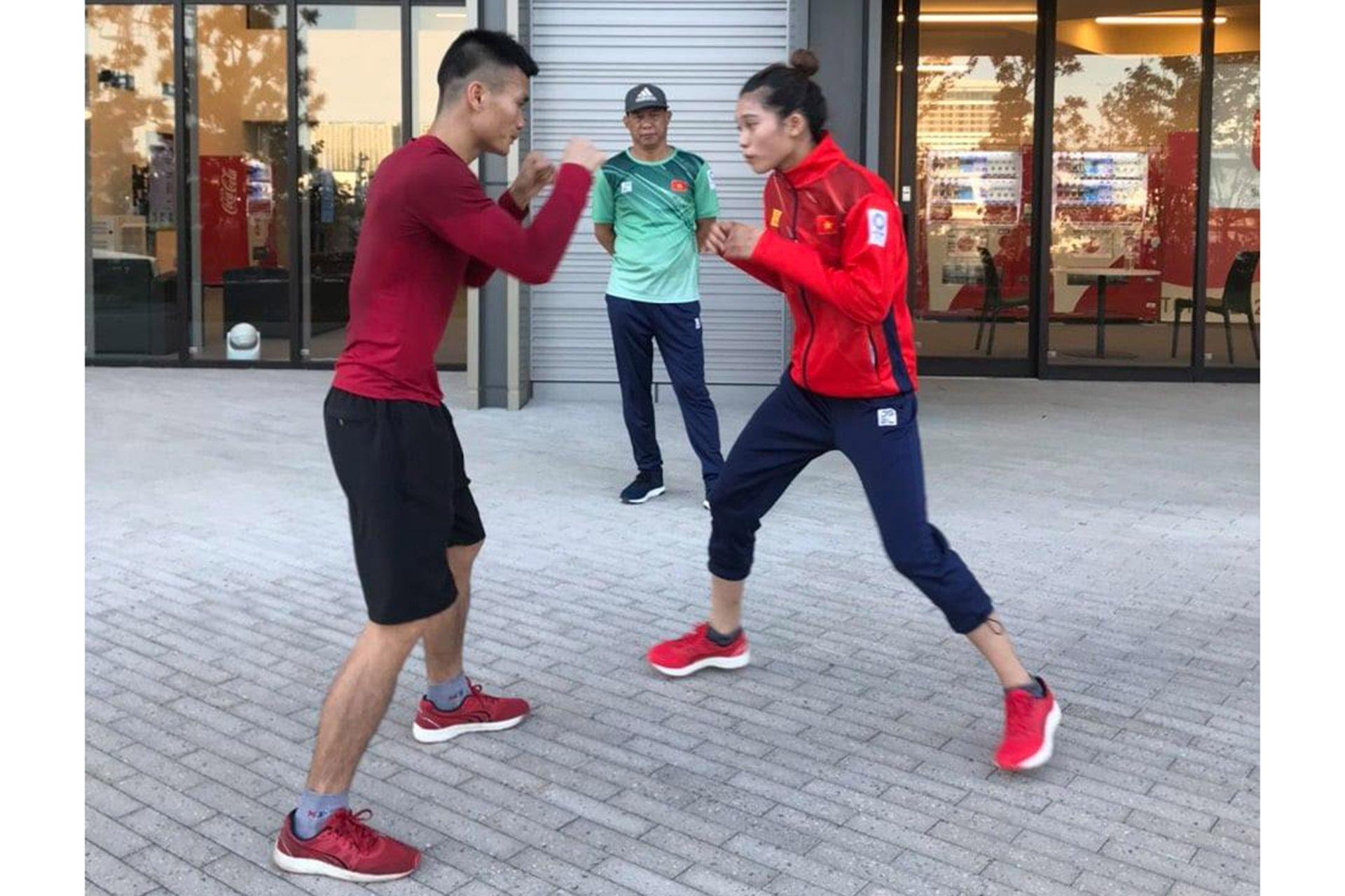 Đoàn Thể thao Việt Nam gia nhập Làng vận động viên Olympic