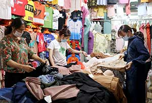 Chợ Trung tâm Thị trấn Bắc Sơn: Hiệu quả từ chuyển đổi mô hình quản lý