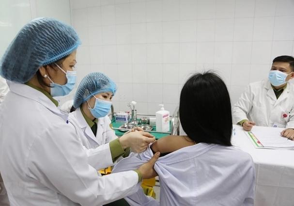 Tiến độ thử nghiệm đợt cuối vaccine COVID-19 'made in VietNam'