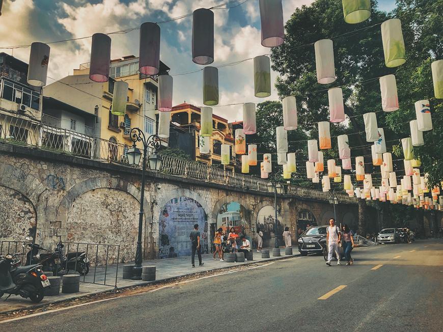"""Không gian sáng tạo với việc phát triển công nghiệp văn hoá ở Hà Nội: """"Mỏ vàng"""" chờ khai phá"""