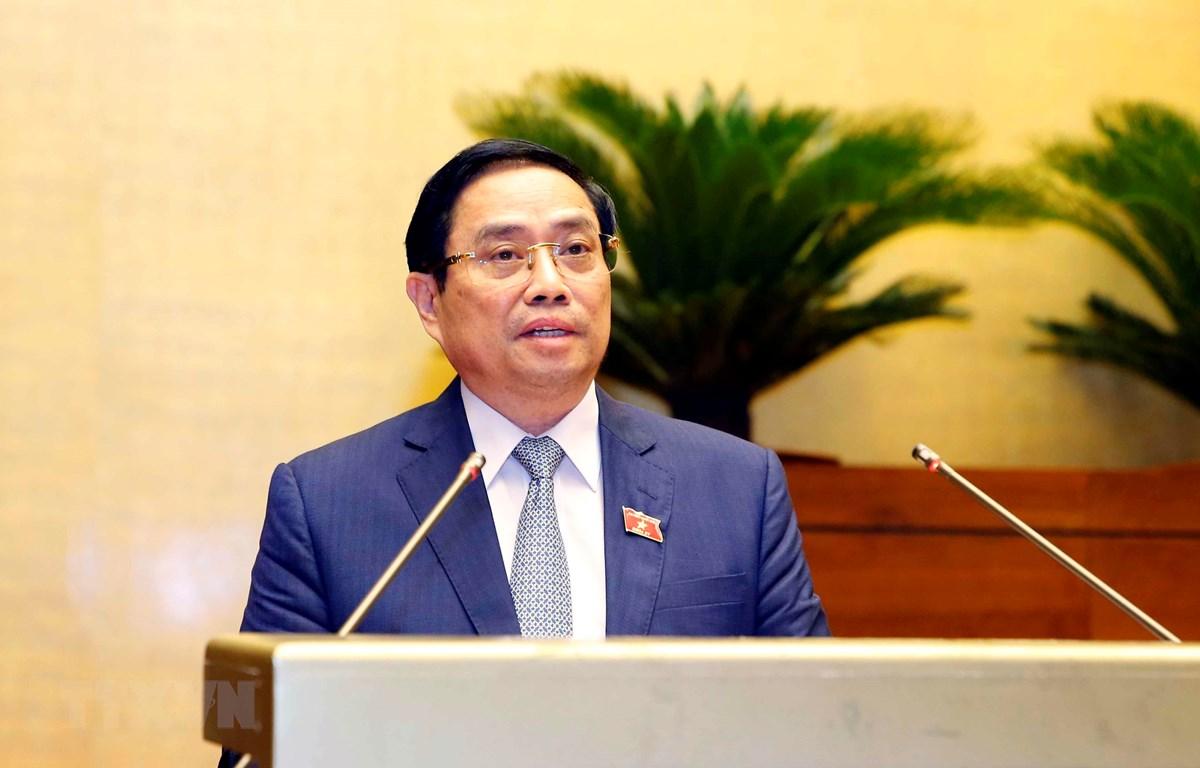 Kỳ họp thứ nhất, Quốc hội khóa XV: Giữ nguyên cơ cấu tổ chức Chính phủ