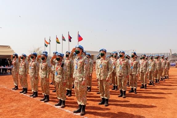 Chuẩn bị cho Hội nghị Bộ trưởng Quốc phòng về Gìn giữ hòa bình Liên hợp quốc