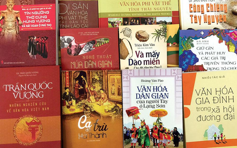 45 năm đồng hành cùng sự nghiệp văn hóa dân tộc Việt Nam