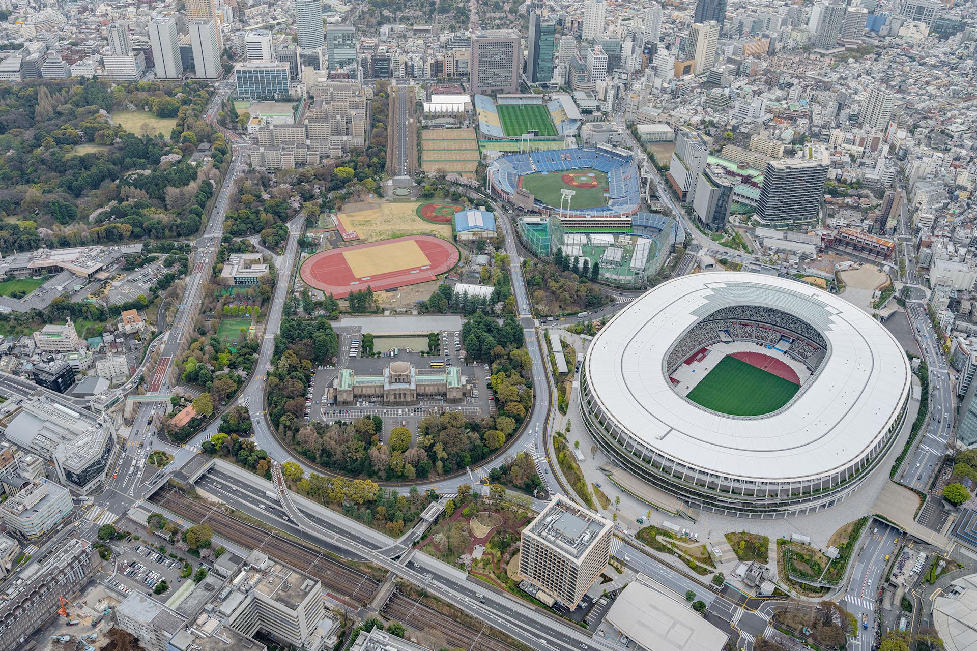 Olympic Tokyo 2020: Điều thú vị về những tấm Huy chương và các địa điểm thi đấu