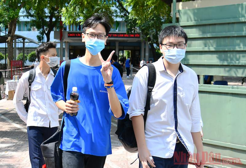 Ngày 26/7, công bố điểm thi tốt nghiệp trung học phổ thông