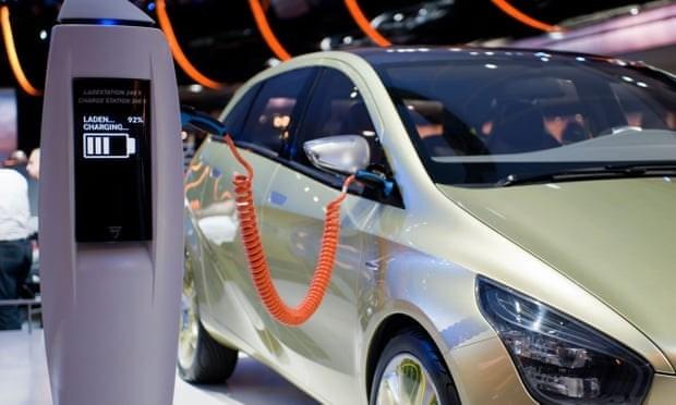 Châu Âu thúc đẩy ngành công nghiệp sản xuất pin xe điện