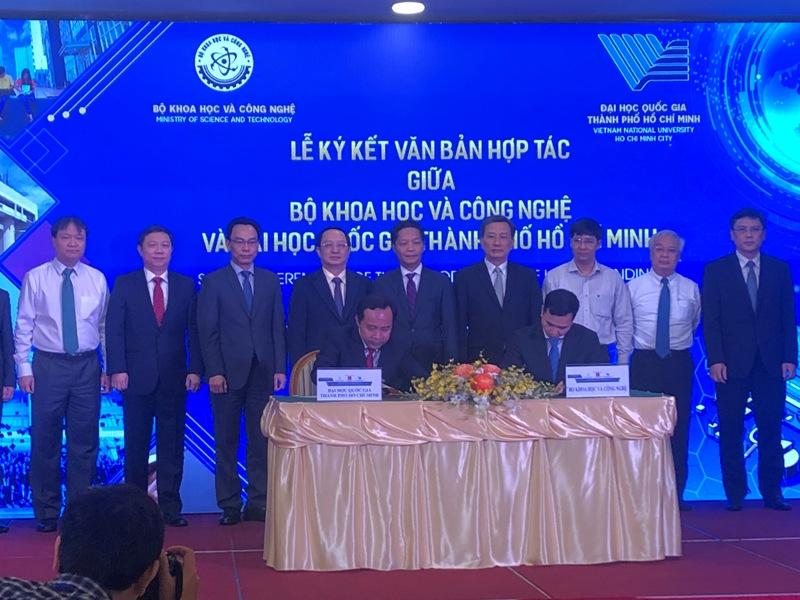 Mỹ cấp bằng bảo hộ độc quyền cho sáng chế của Đại học Quốc gia TP Hồ Chí Minh