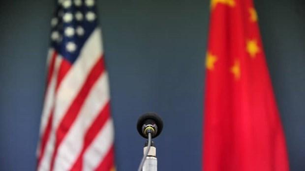 Thứ trưởng Ngoại giao Trung Quốc và người đồng cấp Mỹ hội đàm