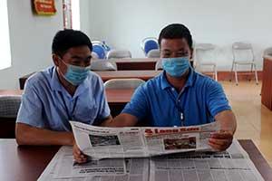 Để việc mua và đọc báo, tạp chí của Đảng được thực hiện nghiêm túc, hiệu quả hơn