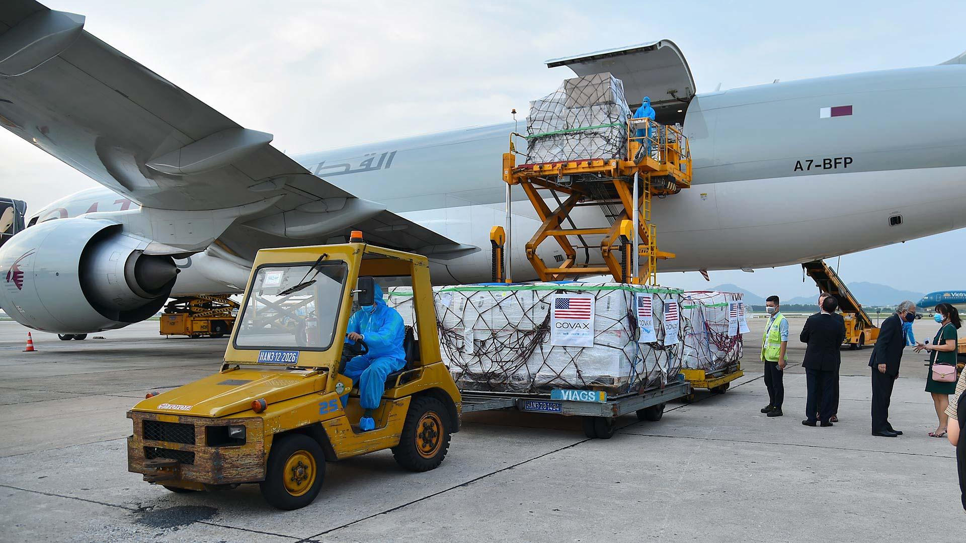 WHO sẽ tiếp tục chuyển thêm nhiều lô vaccine tới Việt Nam để giúp Chính phủ bảo vệ cuộc sống của dân