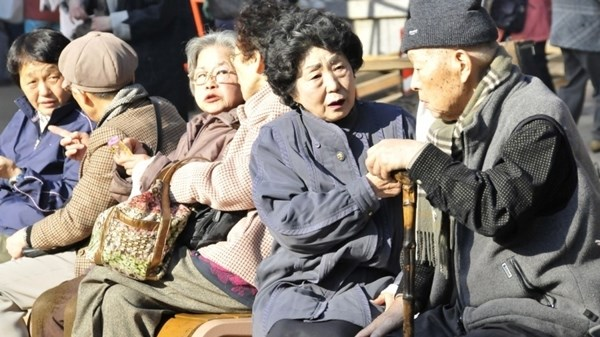 Đa số người già ở Hàn Quốc muốn làm việc đến năm 73 tuổi