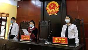 Hội thẩm Nhân dân huyện Chi Lăng: Góp phần bảo vệ công lý