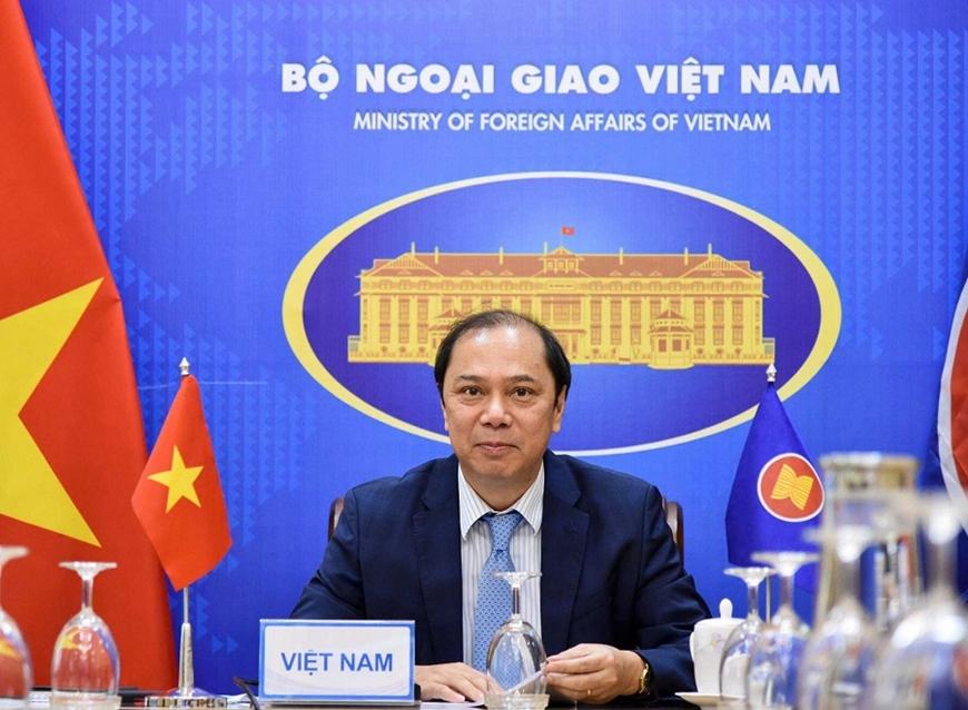 Việt Nam sẽ sát cánh cùng các nước để xây dựng một ASEAN năng động