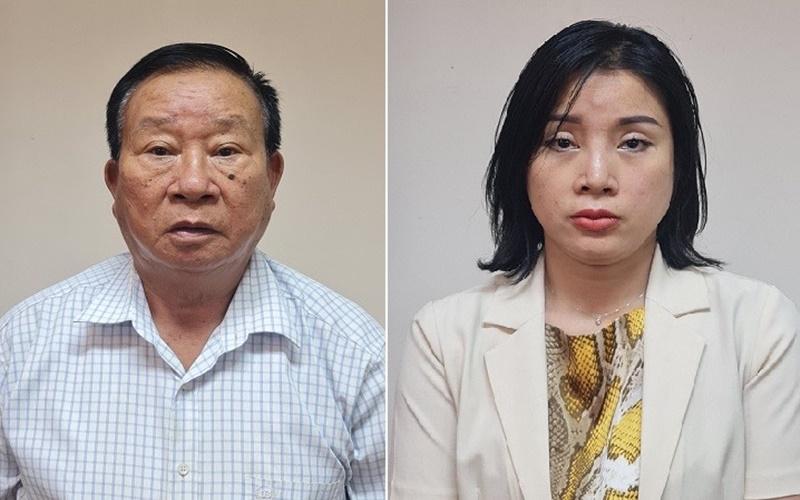 Khởi tố thêm bị can trong vụ án xảy ra tại Bệnh viện Tim Hà Nội