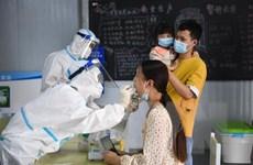 Trung Quốc xác định nguồn lây nhiễm ổ dịch COVID-19 ở Nam Kinh