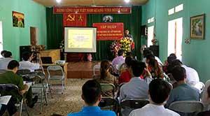 Củng cố tổ chức cơ sở đảng: Chuyển biến tích cực tạiThiện Tân