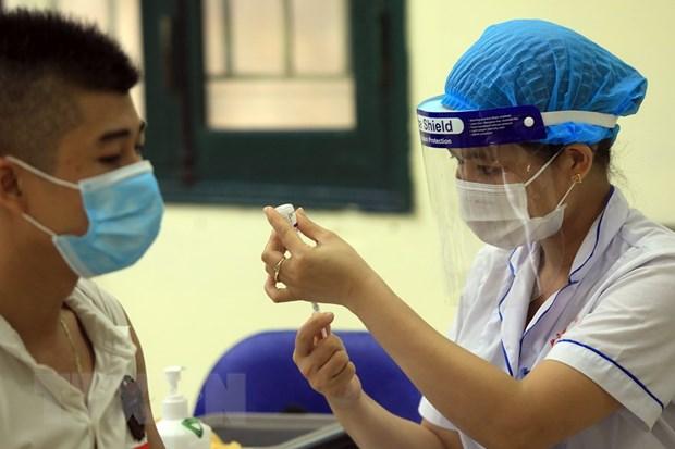 Bộ Y tế sẽ điều chuyển vaccine nếu địa phương, đơn vị tiêm chậm