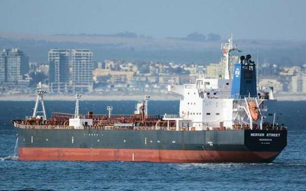 Vụ tàu chở dầu bị tấn công: Mỹ tuyên bố đứng đầu