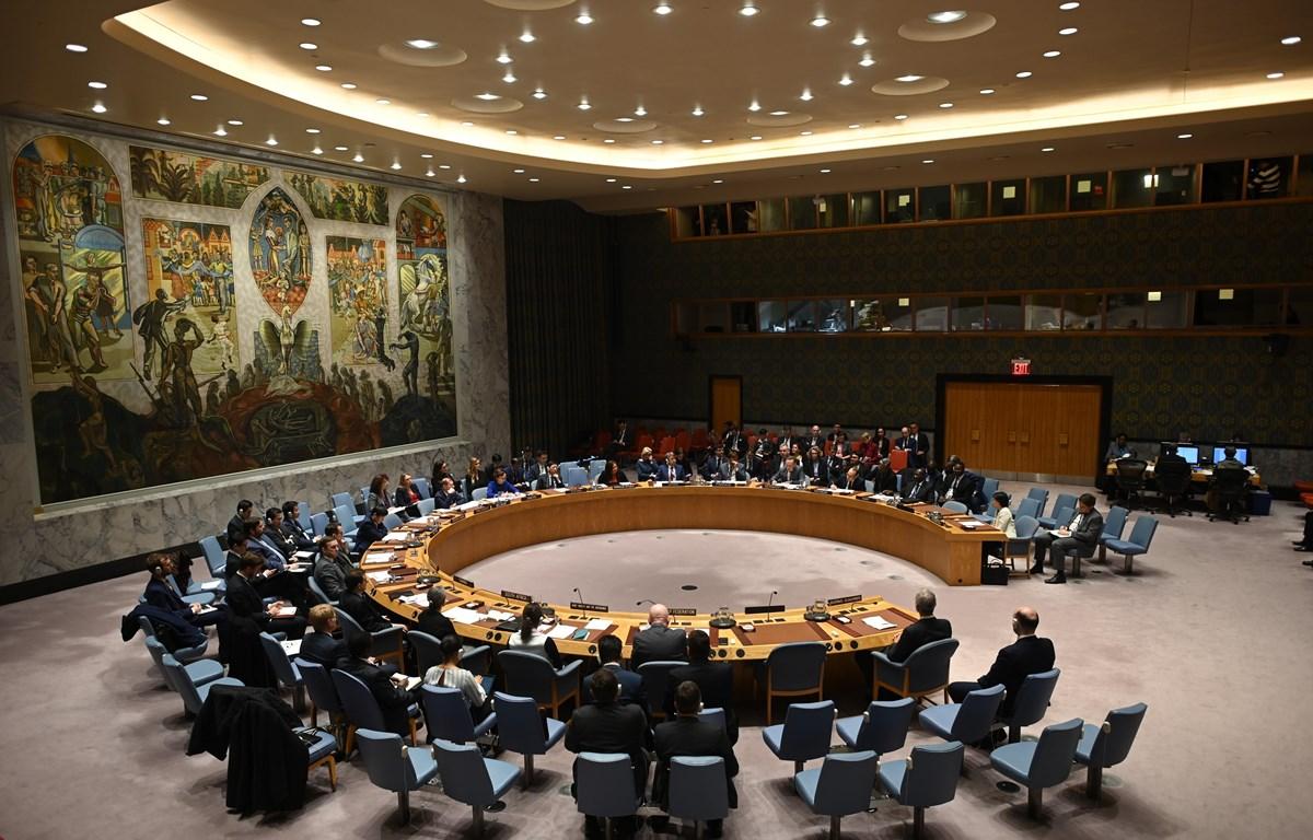 Hội đồng Bảo an thông qua Tuyên bố Chủ tịch về Phái bộ UNAMID