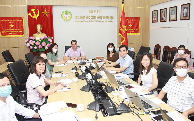 Hỗ trợ Việt Nam nâng cao năng lực về phát triển vaccine Covid-19