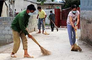 Lộc Bình: Vượt khó thực hiện tiêu chí môi trường