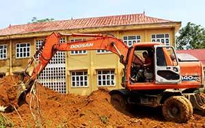 Xây dựng nông thôn mới: Quyết tâm vượt khó