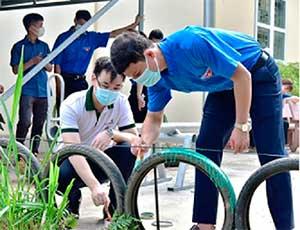 Thanh niên Bắc Sơn: Tích cực triển khai các công trình tình nguyện