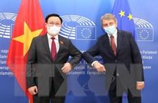 Báo Đức nhận định về chuyến thăm châu Âu của Chủ tịch Quốc hội