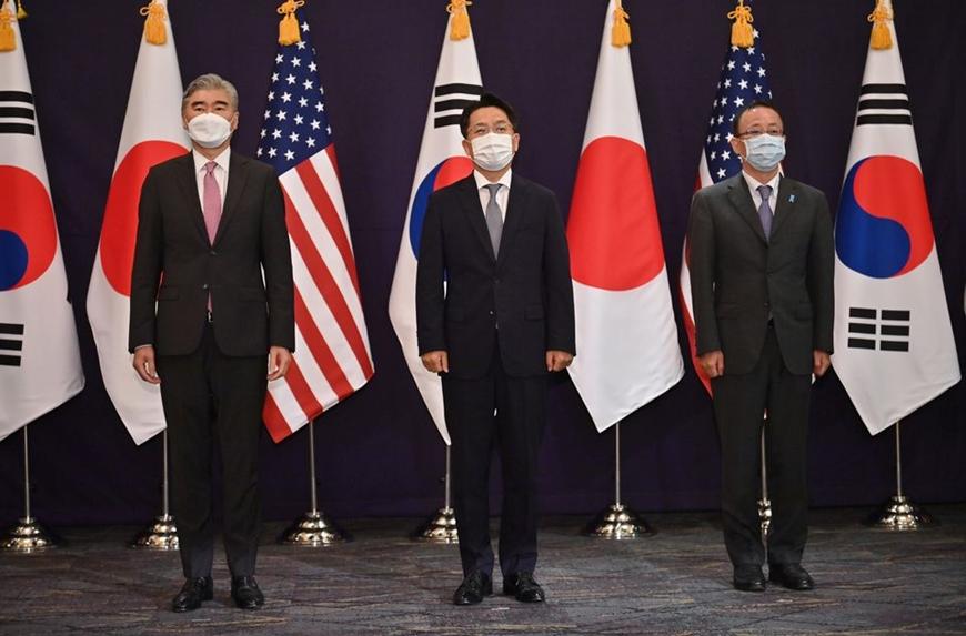 Mỹ - Nhật - Hàn bàn cách đưa Triều Tiên trở lại bàn đàm phán