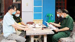 Chi hội CCB Khối 1+2 phường Đông Kinh: Phát huy phẩm chất Bộ đội Cụ Hồ trong bảo vệ an ninh Tổ quốc