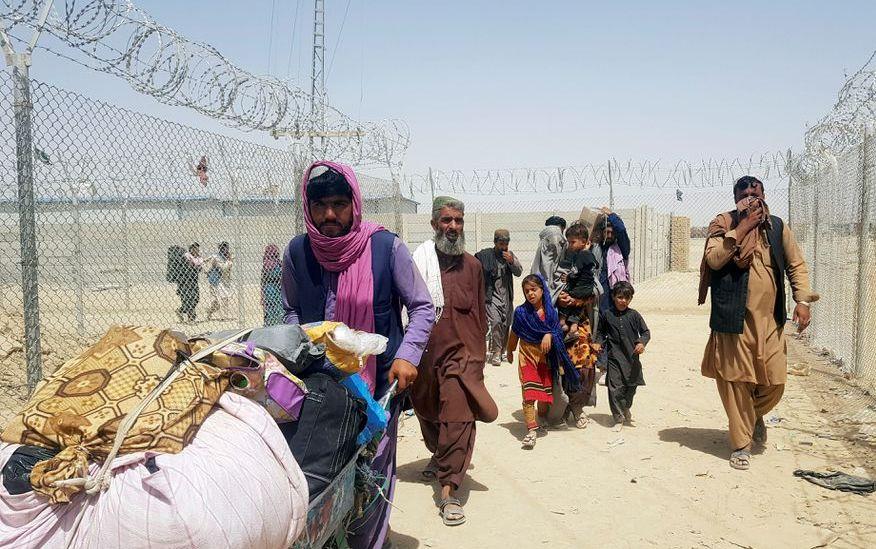 Quốc tế cam kết viện trợ 1 tỷ USD cứu đói cho người dân Afghanistan