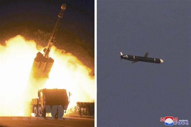 Mỹ khẳng định vẫn sẵn sàng đối thoại sau khi Triều Tiên thử tên lửa