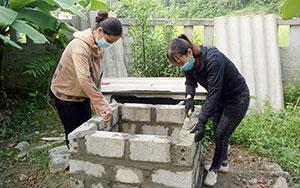 Bằng Mạc: Phát huy sức dân xây dựng xã nông thôn mới nâng cao