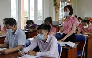Thành ủy Lạng Sơn: Đồng bộ giải pháp nâng chất lượng sinh hoạt chi bộ