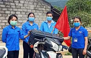 """Câu lạc bộ """"Tuổi trẻ phòng, chống tội phạm"""": Mô hình hay, hiệu quả tốt ở xã Hoàng Đồng"""