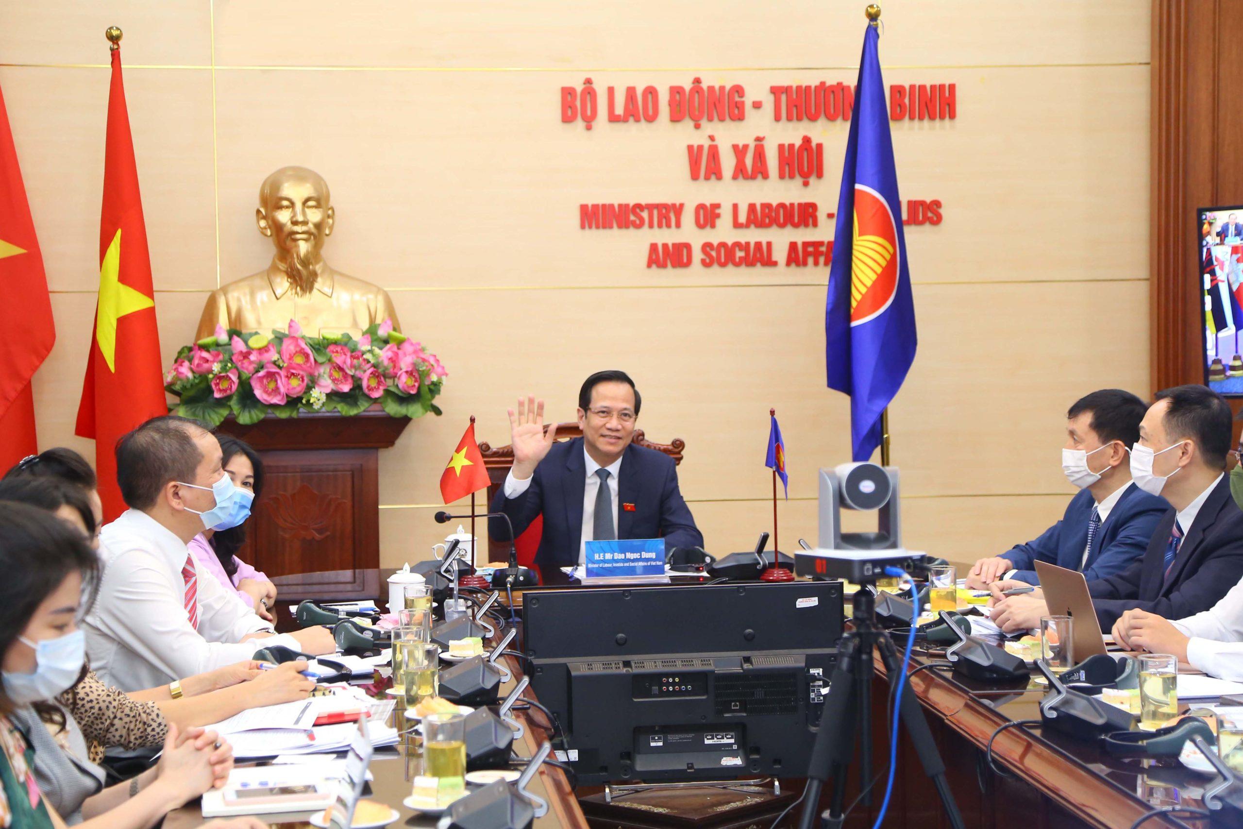 Tăng cường sức mạnh tổng hợp của ASEAN ứng phó với các thảm họa thiên tai, dịch bệnh
