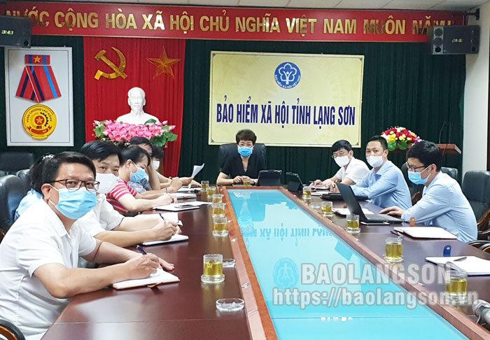 BHXH Việt Nam: Trực tuyến 3 cấp triển khai Nghị quyết 116 của Chính phủ về hỗ trợ người lao động và doanh nghiệp từ Quỹ Bảo hiểm thất nghiệp