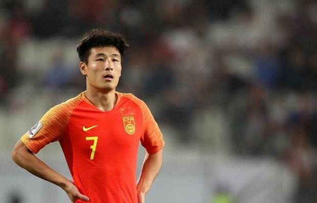 Tiền đạo hàng đầu Trung Quốc tự tin đánh bại đội tuyển Việt Nam