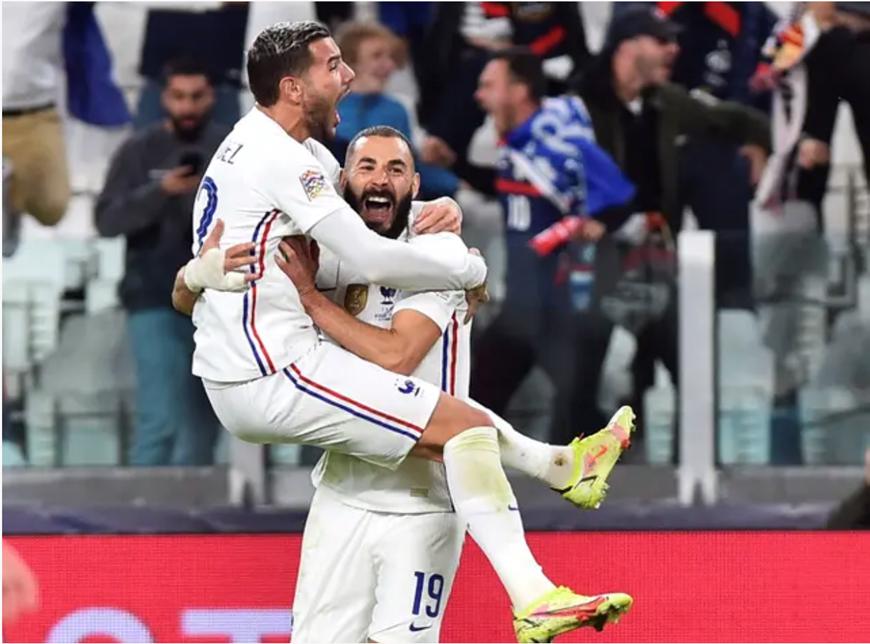 Kết quả bán kết Nations League: Pháp thắng Bỉ để vào chung kết