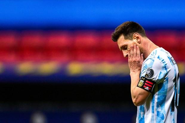 Vòng loại World Cup 2022: Argentina chia điểm, Brazil thắng ngược