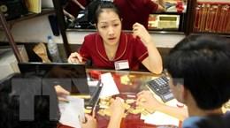 Vàng trong nước bật tăng, giao dịch quanh mức 58,1 triệu đồng