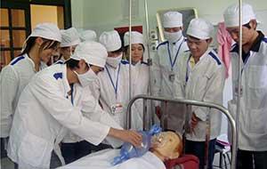 Trường Cao đẳng y tế Lạng Sơn: Tự  hào 60 năm xây dựng và phát triển