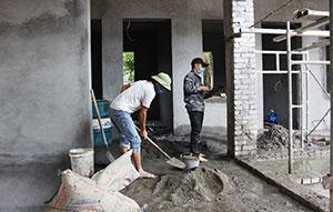 Xây dựng nông thôn mới ở Hợp Thành: Quyết tâm vượt khó