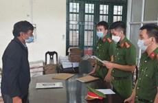 Bắc Ninh: Khởi tố 5 nguyên lãnh đạo, cán bộ Yên Phong và thị trấn Chờ