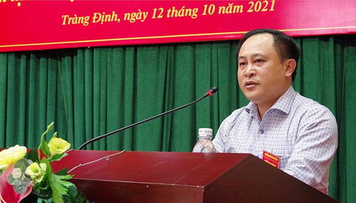 Huyện Tràng Định diễn tập phòng thủ hoàn thành xuất sắc nhiệm vụ